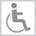Accès pour personne à mobilité réduite